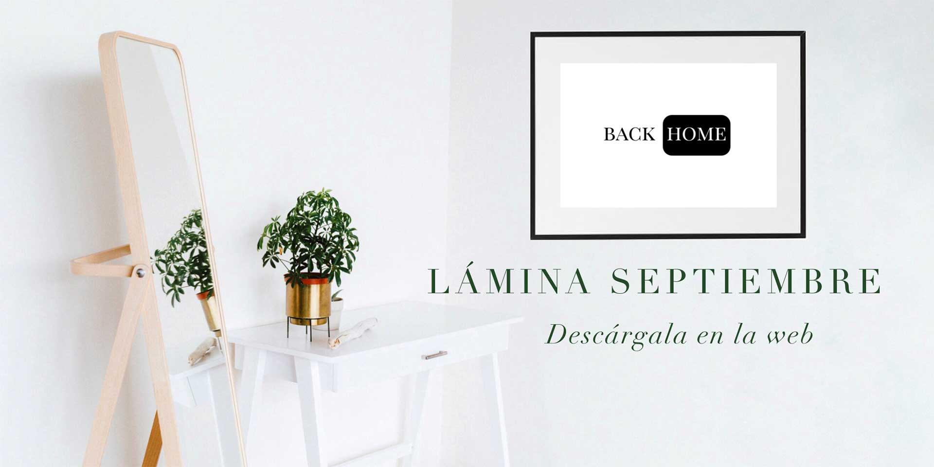 Lámina Decorativa Gratis Septiembre
